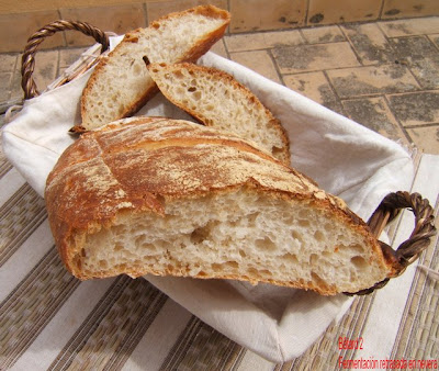 Pan sobre poolish (con experimento)