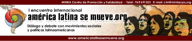 Encuentro América Latina se Mueve