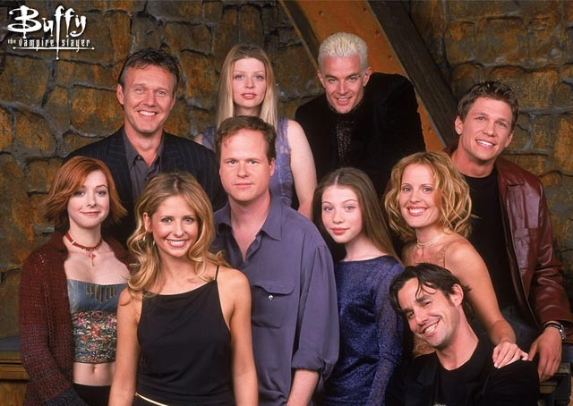 Cast of Buffy