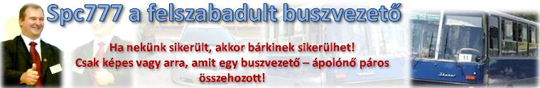 DXN segített - Spc777 a felszabadult buszvezető