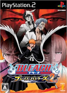 Download Bleach Blade Battlers 2 - PS2