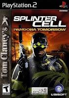 Download Splinter Cell: Pandora Tomorrow - PS2