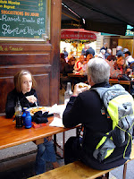 Lou Pilha Leva self-service restaurant, Old Nice