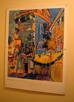 Dufy's 'May in Nice'
