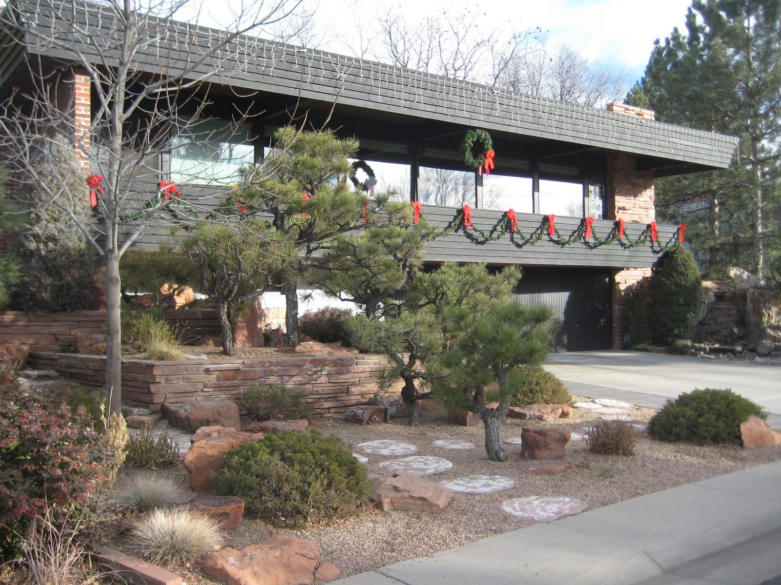 Gardens   Beyond Garden Design: Arapahoe Acres   Mid Century Modern .