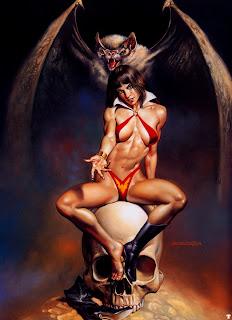 El vampiro y la virgen Isabelalejs Blog