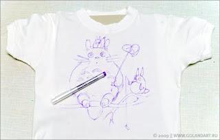 مشروع الرسم أو الطباعة على القمصان ....  3