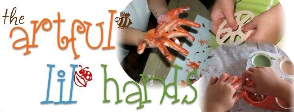 Artful Lil' Hands