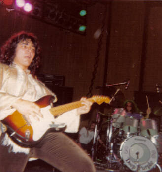 Tommy Bolin in Sydney Australia
