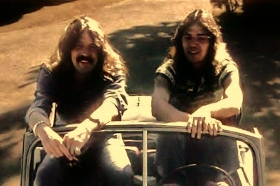 Jon Lord and Tommy Bolin