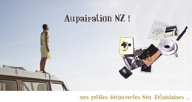 Au pair en Nouvelle Zélande !