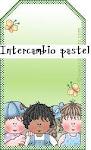 Intercambio pastel