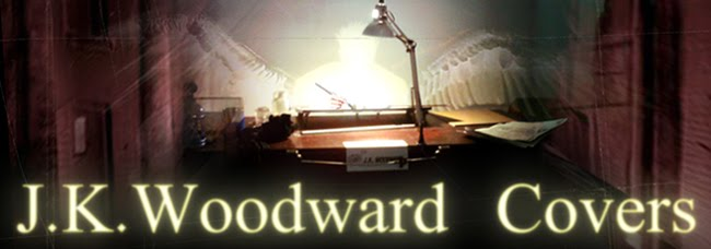 J.K.Woodward Cover Gallery