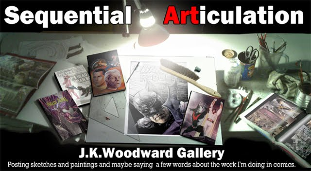 J.K.Woodward Gallery
