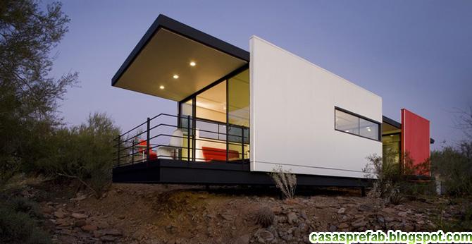 Tudo sobre casas pr fabricadas casas modulares e casas - Casas prefabricadas low cost ...