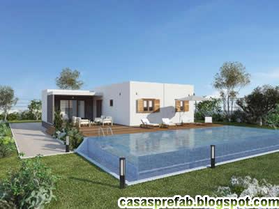 Tudo sobre casas pr fabricadas casas modulares e casas - Casas prefabricadas por modulos ...