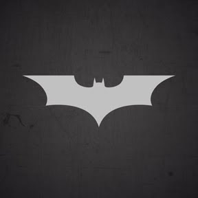 Batman+logo+stencil
