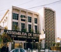 Templo/Sede - Ministério do Belém