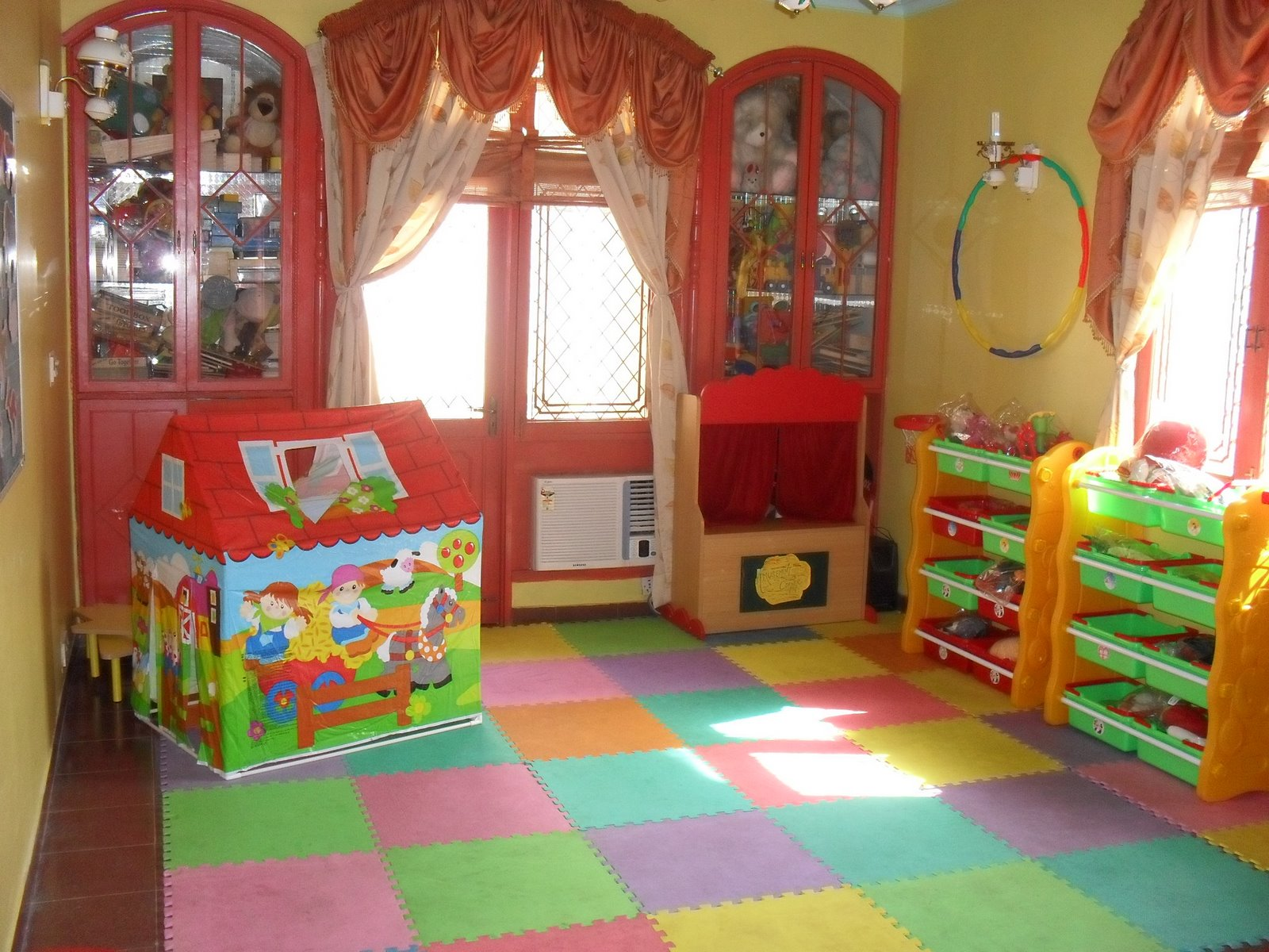 Kidzee Malka Ganj Activity Room