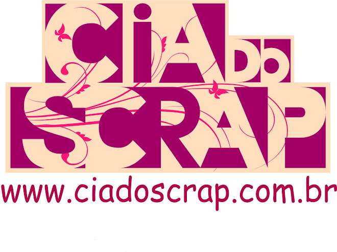 Fique por dentro - Cia do Scrap