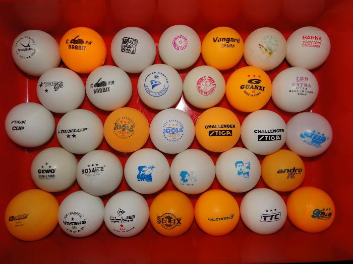 New arrival balls