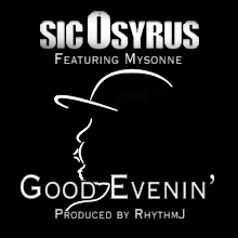 Good Evenin feat Mysonne prod Rhythm J