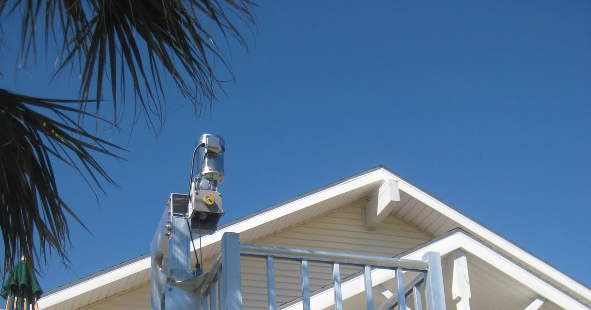 Texas cargo lifts beach house cargo lifts 866 543 8766 for Beach butler elevator