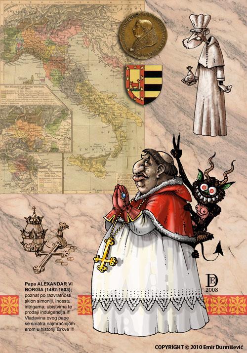 Character Design History : Emir durmišević october