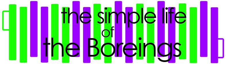 The Simple Life of the Boreings