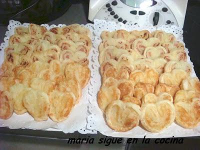 La reposteria casera de maria buffet salado de nochevieja - Profiteroles salados rellenos ...