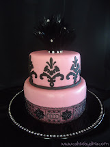 21st Birthday Cake Diva