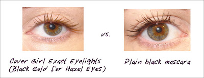 Exact Eyelights Eye Brightening Mascara image