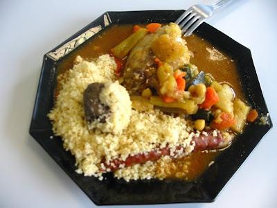 Couscous l 39 orientale alain senderens carrefour - Plats cuisines carrefour ...
