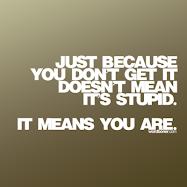 ¿Entendiste?