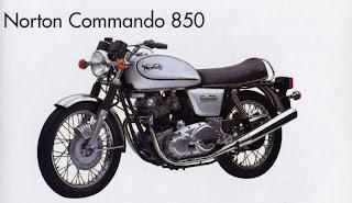 La Moto de la semana IV Norton+Commando+850