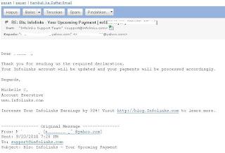 balasan email team infolinks