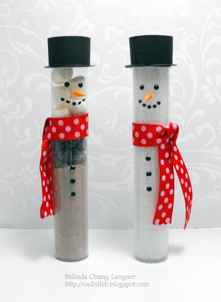 Belinda langner blog waltzingmouse twelve days of christmas for Test tubes for crafts