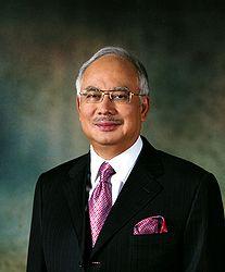 Dato' Sri Haji Mohd Najib