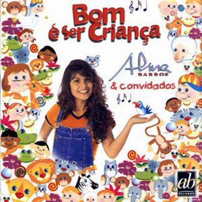 Aline Barros - Bom é Ser Crianca - vol 01 1999