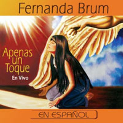 Download CD Fernanda Brum   Apenas un Toque En Espanol