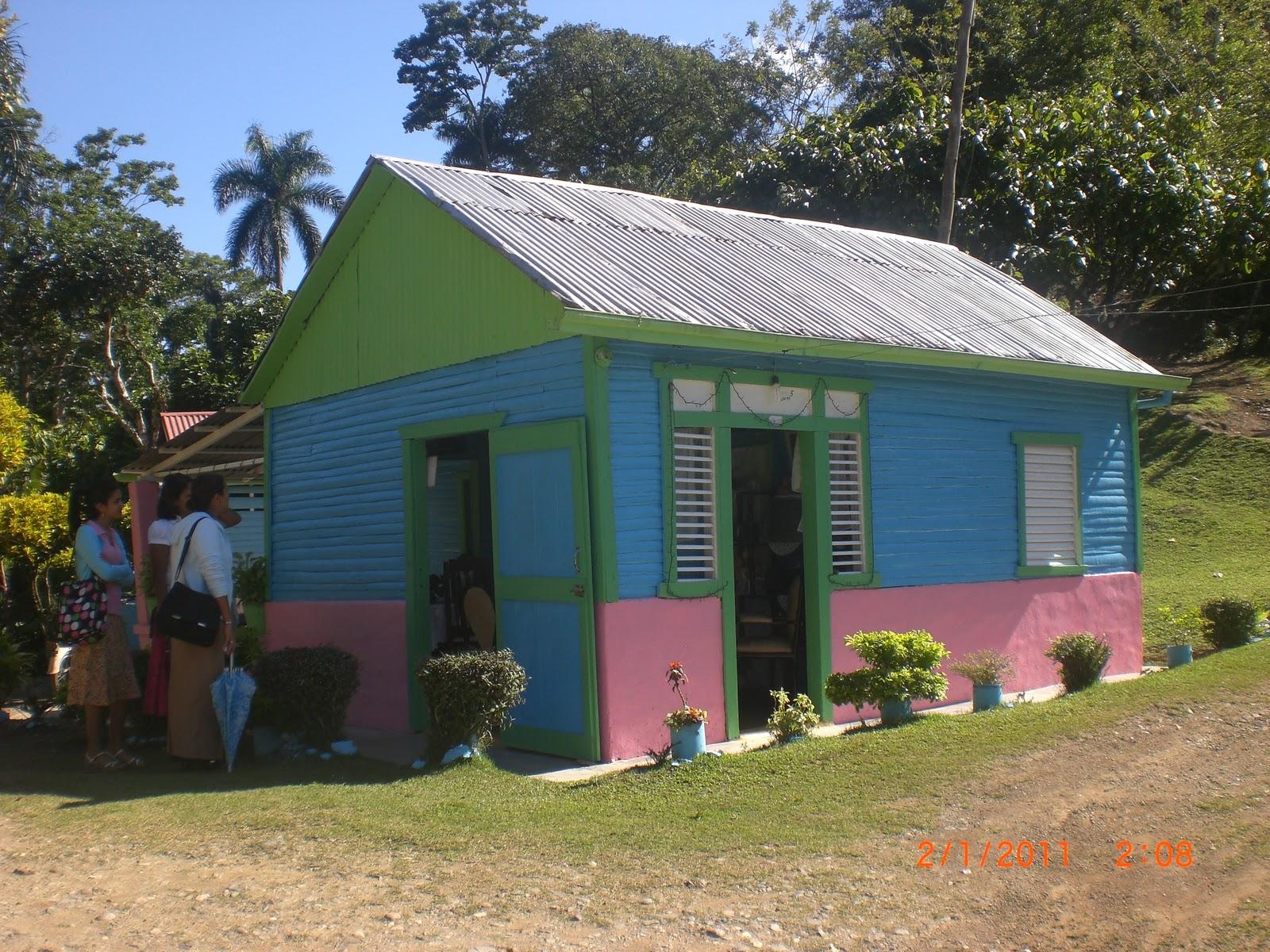 Mi tierra francomacorisana hermosas casas de campo for Casas de campo hermosas