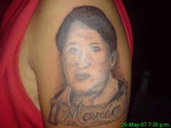 El retrato de la Madre d' un Amigo