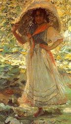 Gitana Canastillera 1906