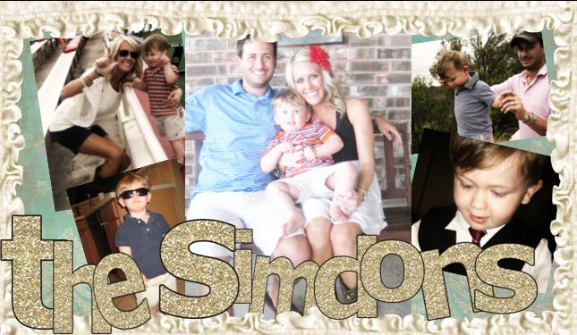 The Simdons