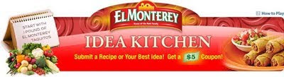 $5 Coupon for El Monterey! {Facebook Users}