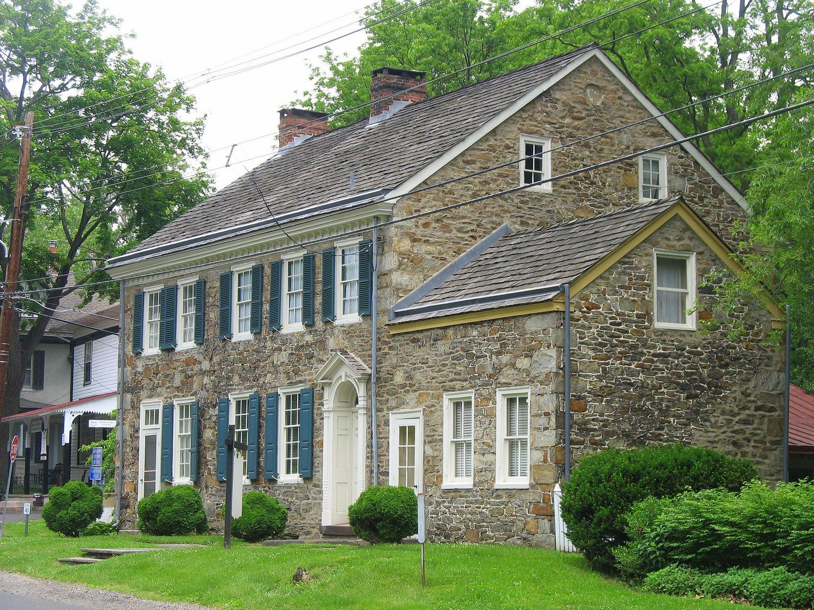 Quaker Style House