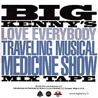 Big Kenny's Love Everybody Traveling Musical Medicine Show Hit CMA Fest