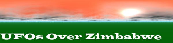 UFOs Over Zimbabwe