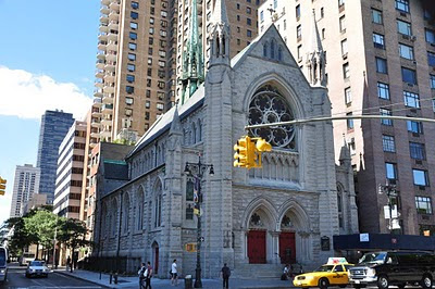 New York - Holy Trinty Lutheran Church