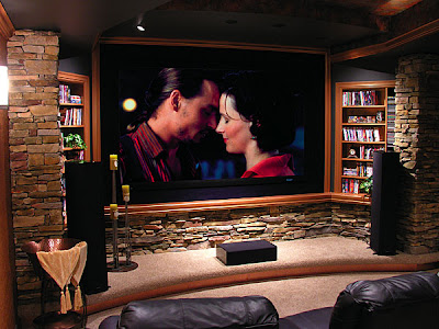 Home Theater Decorating on Home Theater   Home Decor